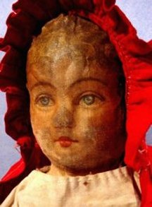 Bruckner Red Riding Hood close up