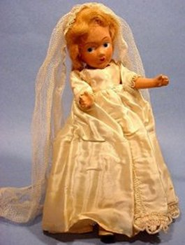 Dream World Bride doll