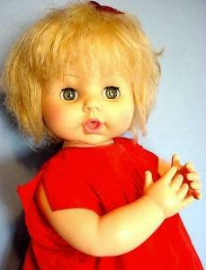 Marked Horsman Doll 1969 half