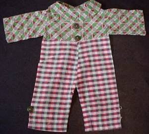 Vintage Raggedy Ann and Andy Clothes Andy