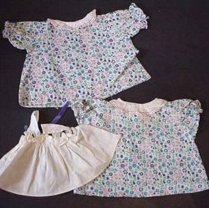 Vintage Raggedy Ann and Andy Clothes Ann