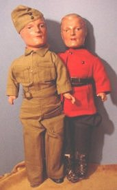 WWII doll