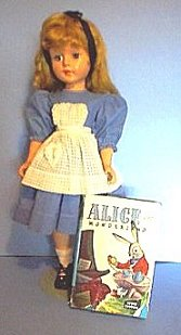 Alice in wonderland a storybook doll of ageless appeal