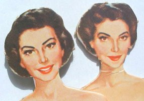 Ava Gardner paperdoll