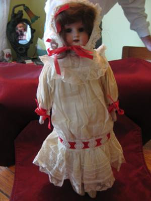 A.M DFP doll