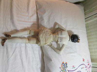 Doll back full length