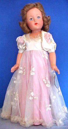 little lady gown