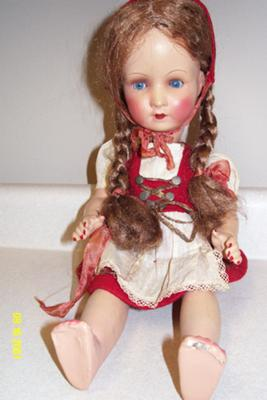 German Antique Doll