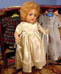 Princess Elizabeth doll