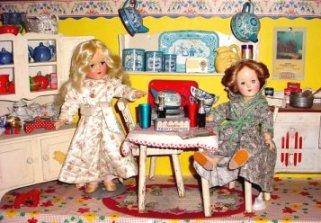 Ideal Toni doll