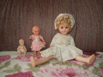 Unidentified A & H Doll Co. Doll--Possibly Elizabeth Grey