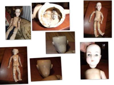 Chris' doll