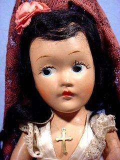 Dream World doll face