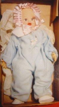 Georgine Averill baby