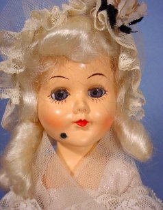 Martha Washington close up