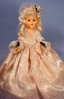 Martha Washington doll