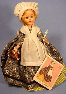 Molly Pitcher doll