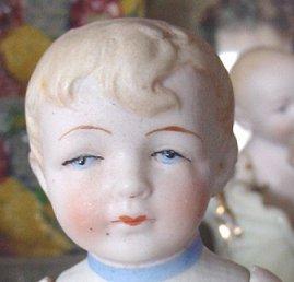 blonde boy doll