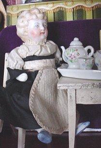 blonde girl doll