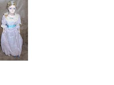 Late 1800's Doll