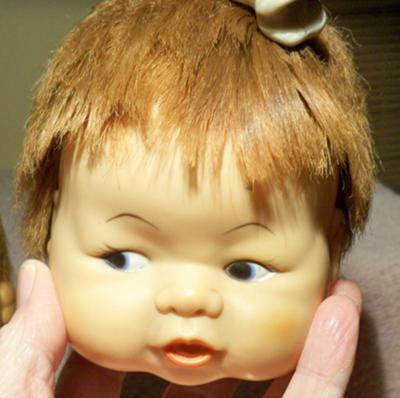 head of Pebbles Lookalike
