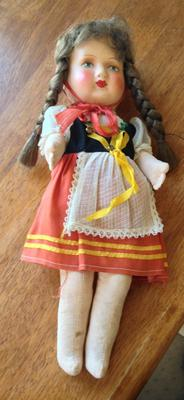 German Doll front