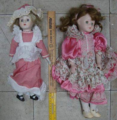 PIC 1  / DOLLS 1 AND 2
