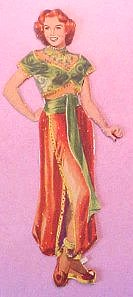 Piper Laurie paperdoll