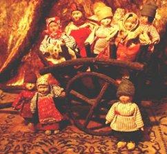 Russian Peasant doll