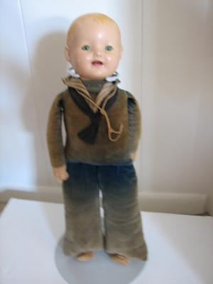 sailor music doll