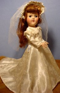 toni bride doll
