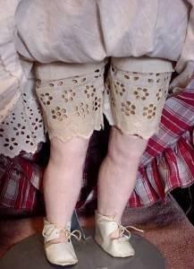wax composition elegant lady legs